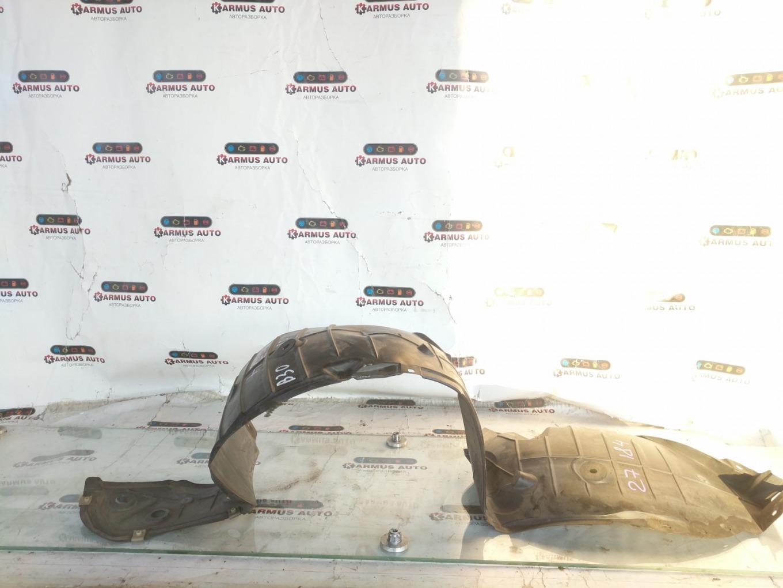Подкрылок Nissan Lafesta B30 MR20DE передний левый