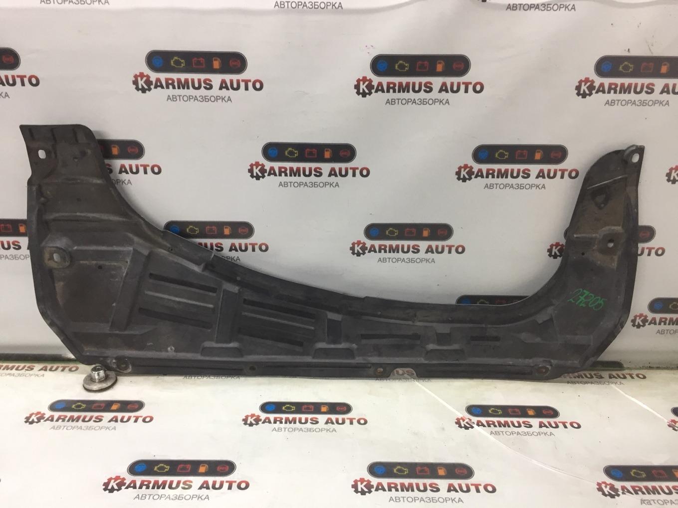 Защита двигателя Nissan Tiida C11 HR15DE