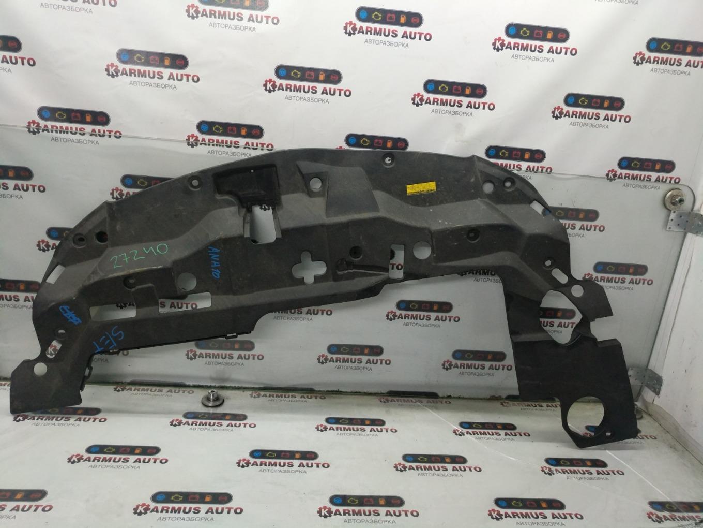 Защита радиатора Toyota Mark X Zio ANA10 2AZFE