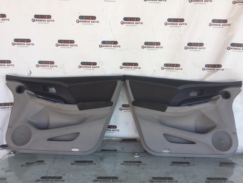 Обшивка двери Honda Odyssey RB3 K24A передняя