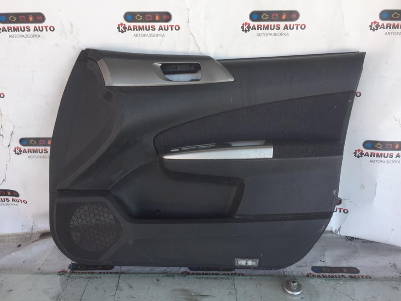 Обшивка двери Subaru Exiga YA4 204 передняя правая