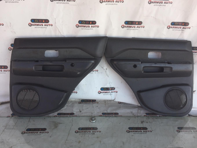 Обшивка двери Nissan Terrano RR50 QD32TI задняя