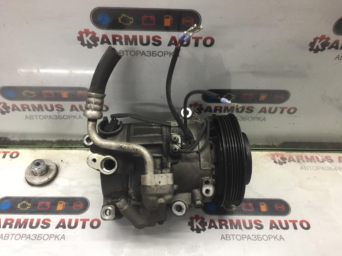Компрессор кондиционера Honda Legend KB1 J35A
