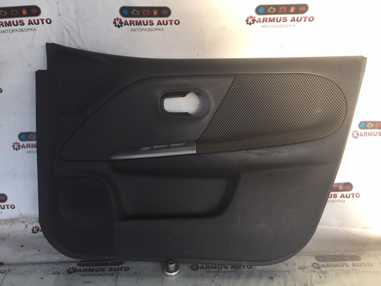 Обшивка двери Nissan Note E11 HR15DE передняя правая