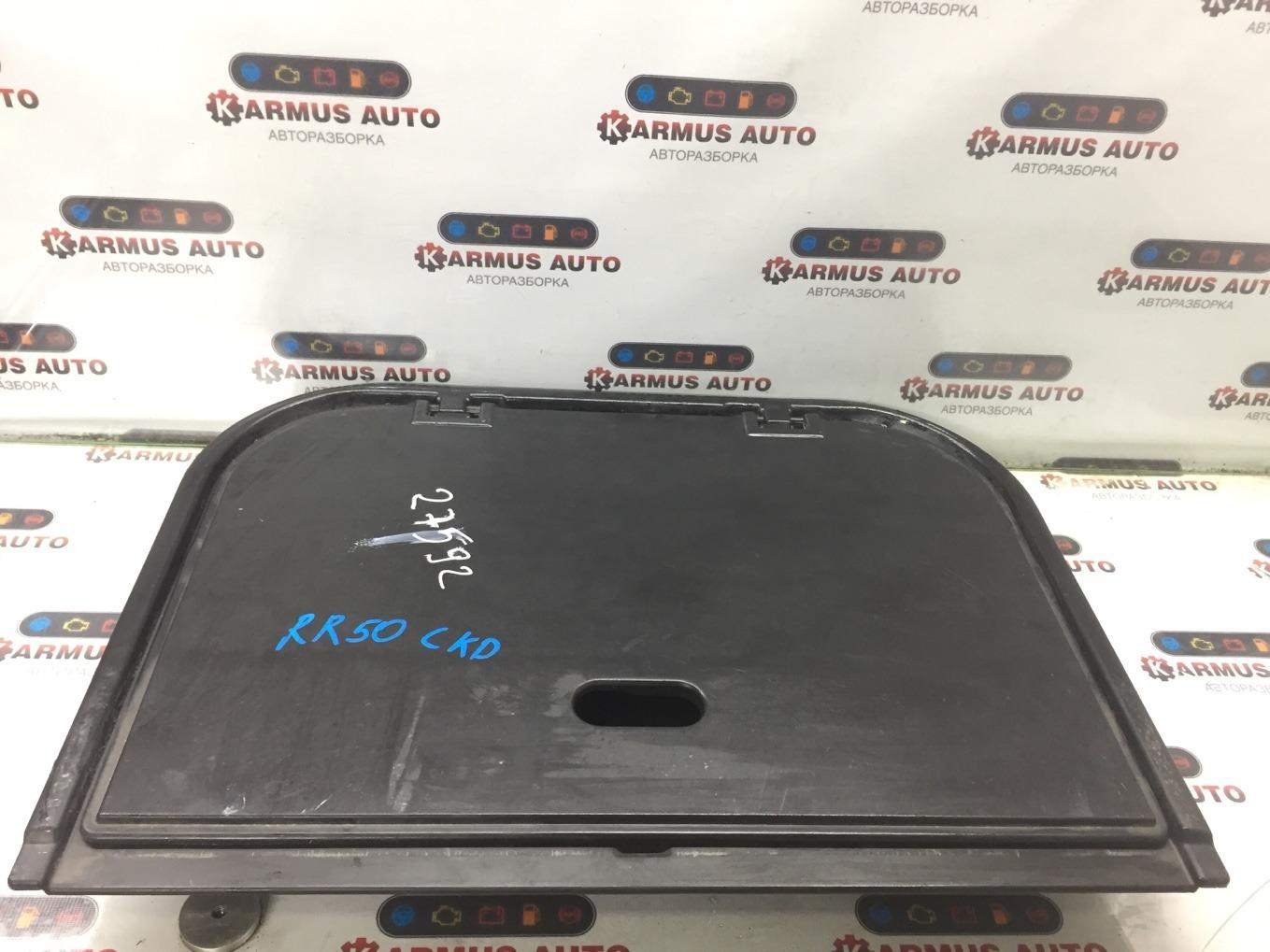 Ящик в багажник Nissan Terrano RR50 QD32TI