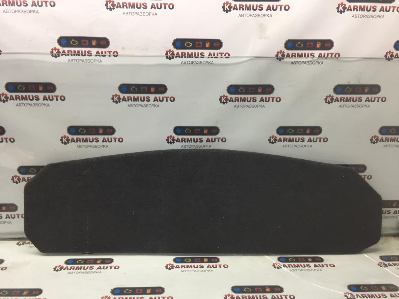 Панель пола багажника Nissan Lafesta B30 MR20DE