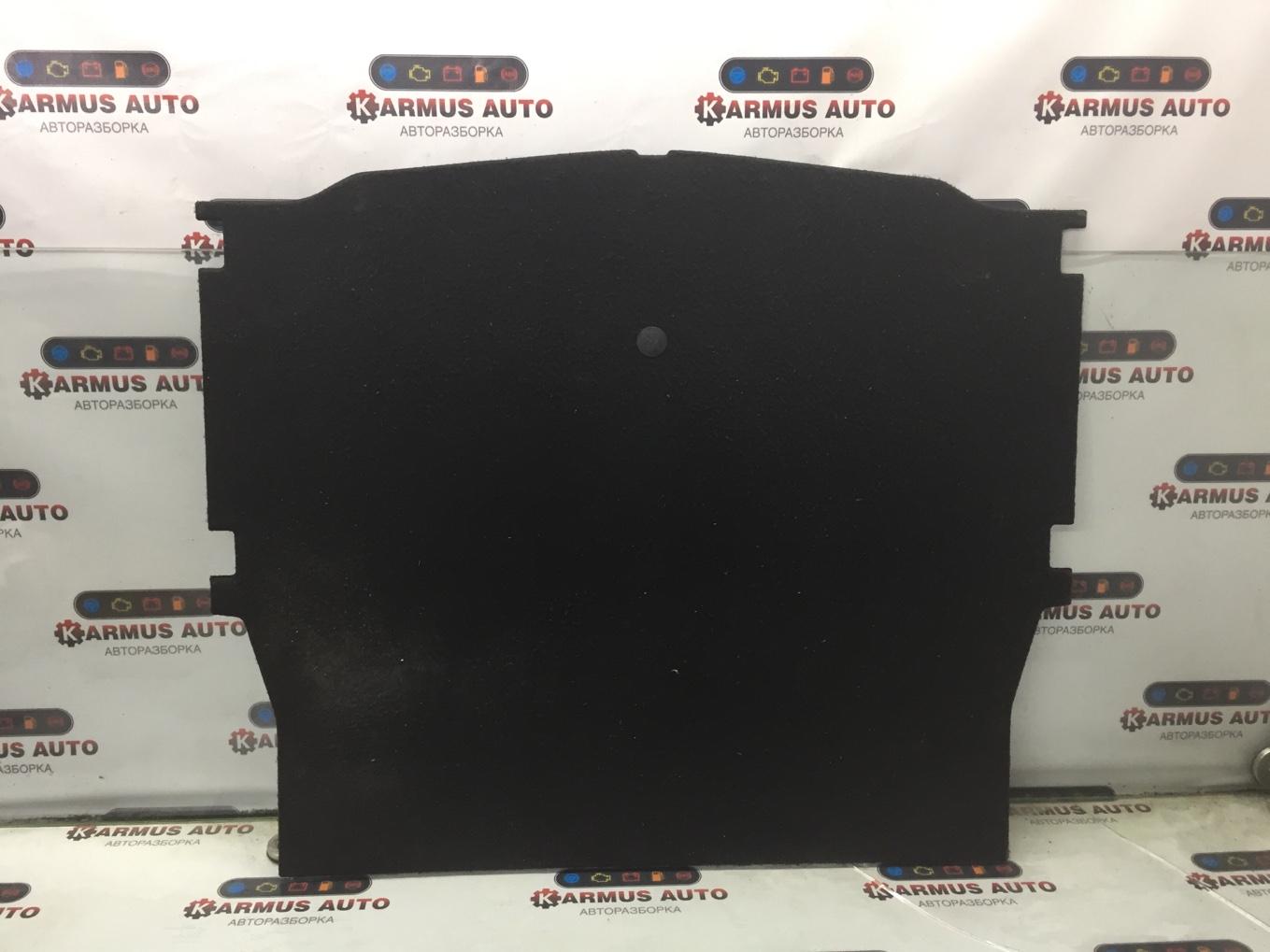 Пол багажника Bmw 7-Series E65 N62B44