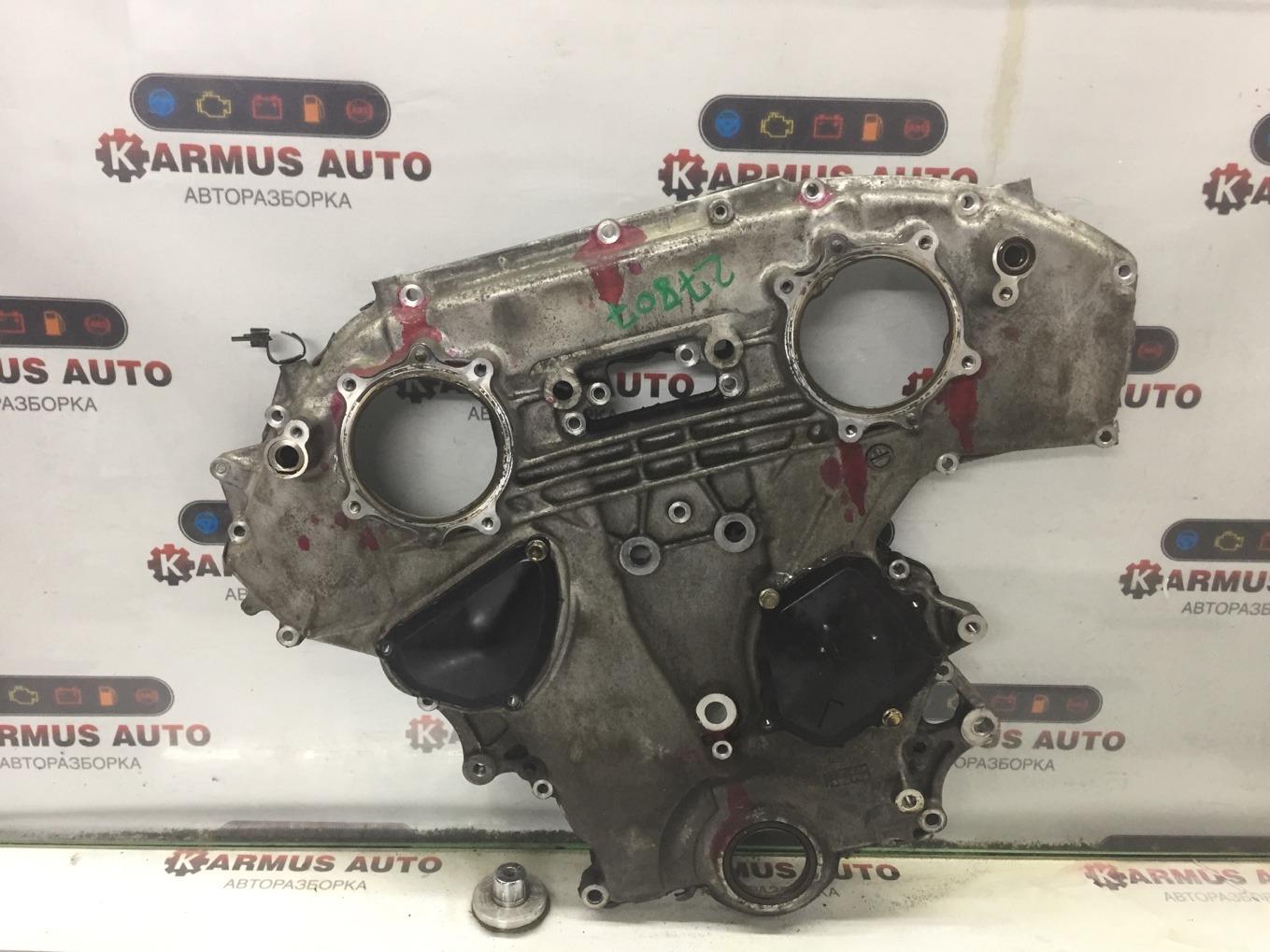 Лобовина двигателя Nissan Teana J31 VQ23DE