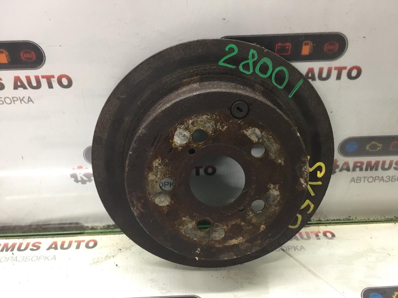 Диск тормозной Toyota Vista SV50 3SFSE задний