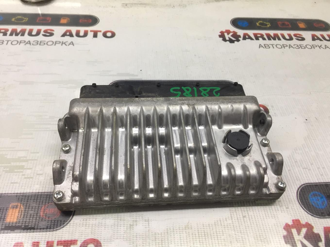 Блок управления двигателем Lexus Gs450H GWL10 2GRFXE 2012