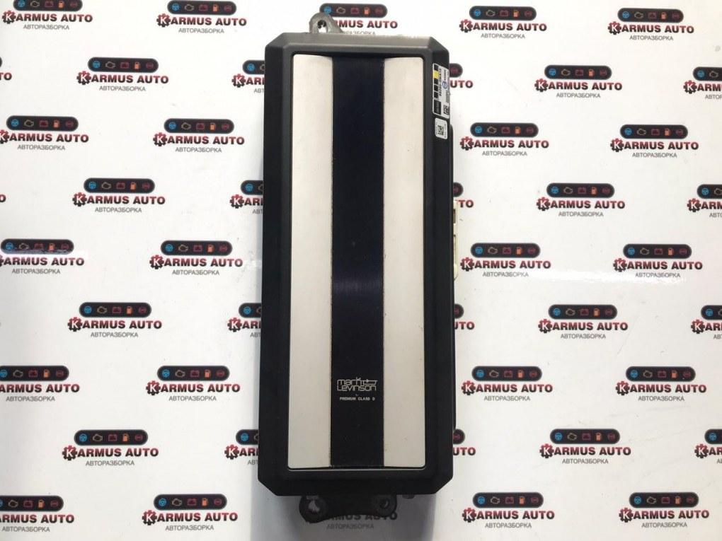 Усилитель акустической системы Lexus Gs450H GWL10 2GRFXE 2012