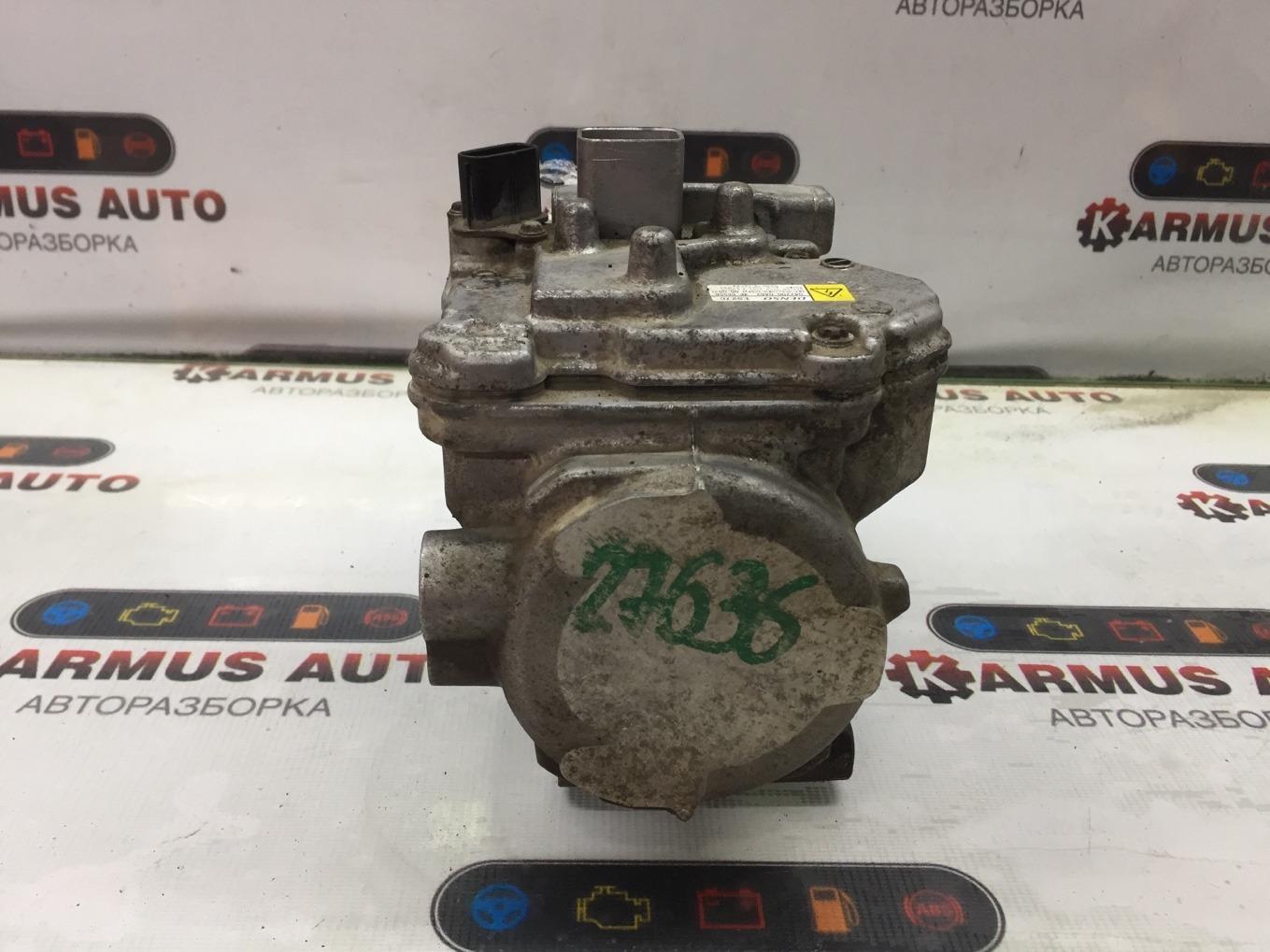 Компрессор кондиционера Lexus Gs450H GWL10 2GRFXE 2012