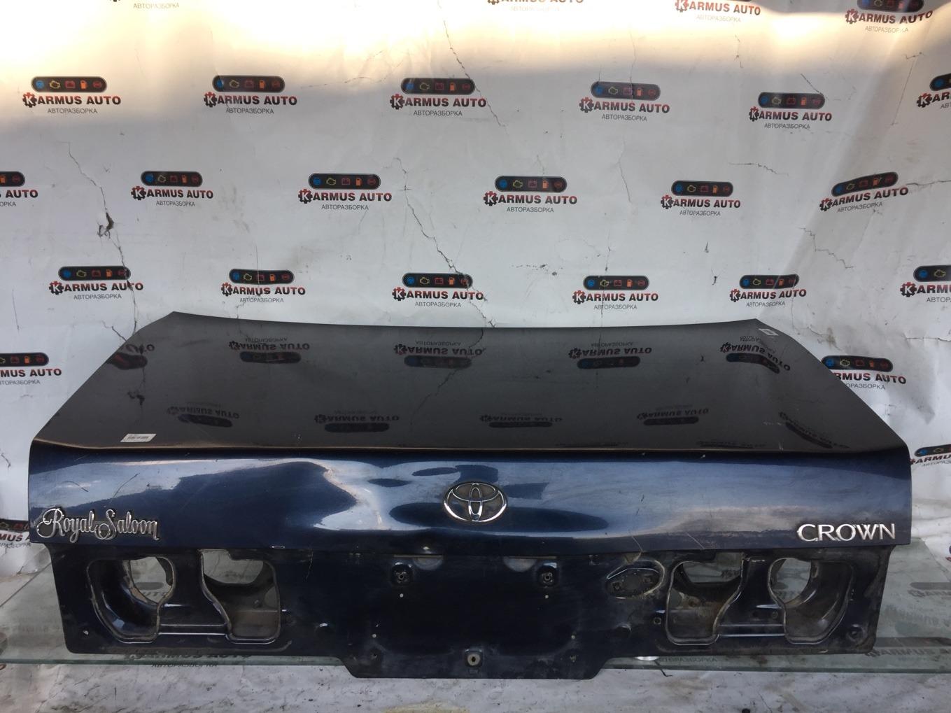 Крышка багажника Toyota Crown Majesta GS151 1GFE