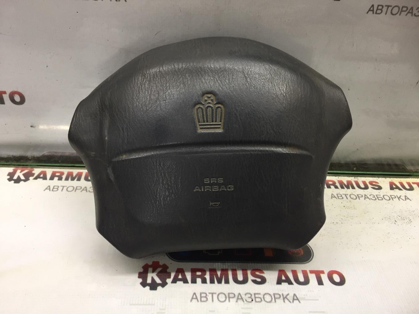 Подушка безопасности в руль Toyota Crown Majesta GS151 1GFE