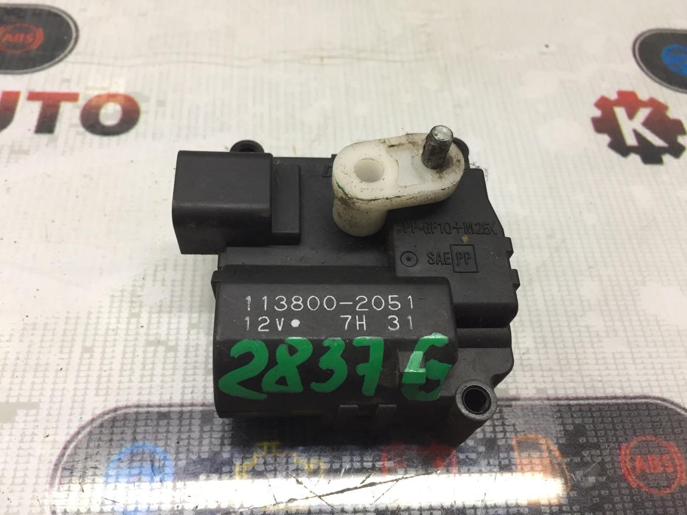 Сервопривод заслонок печки Toyota Caldina ZZT241W 1ZZFE