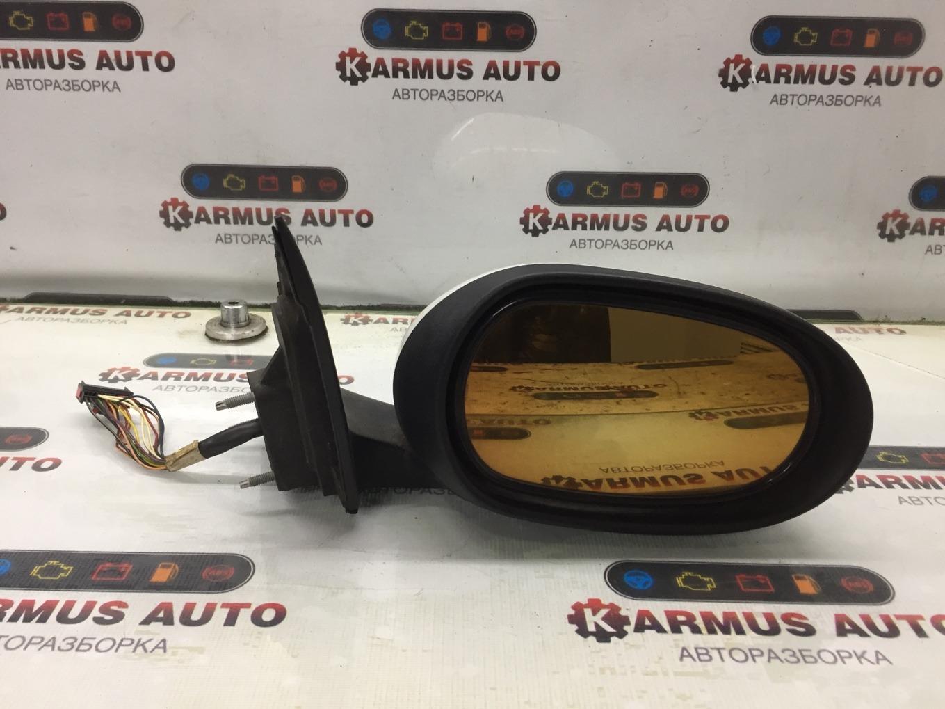 Зеркало заднего вида Jaguar Xj X350 правое