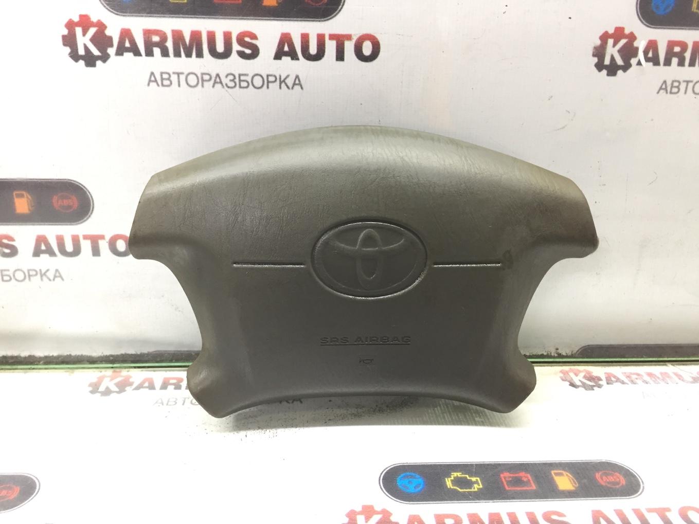 Подушка безопасности в руль Toyota Chaser JZX100 1JZGE