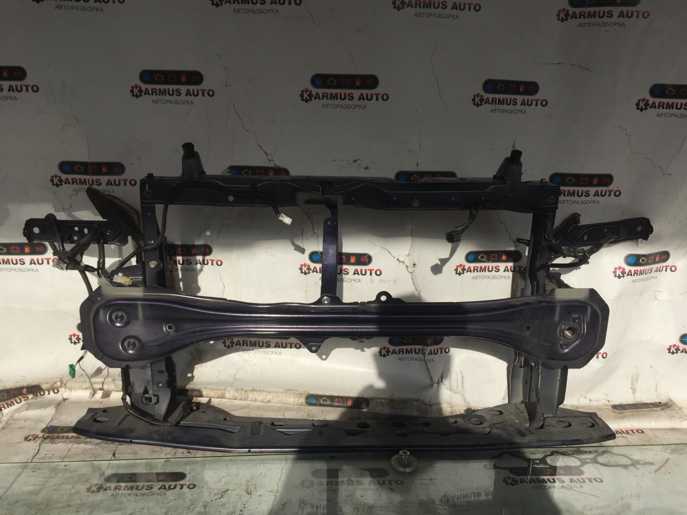 Рамка радиатора Daihatsu Move LA100S KFVE