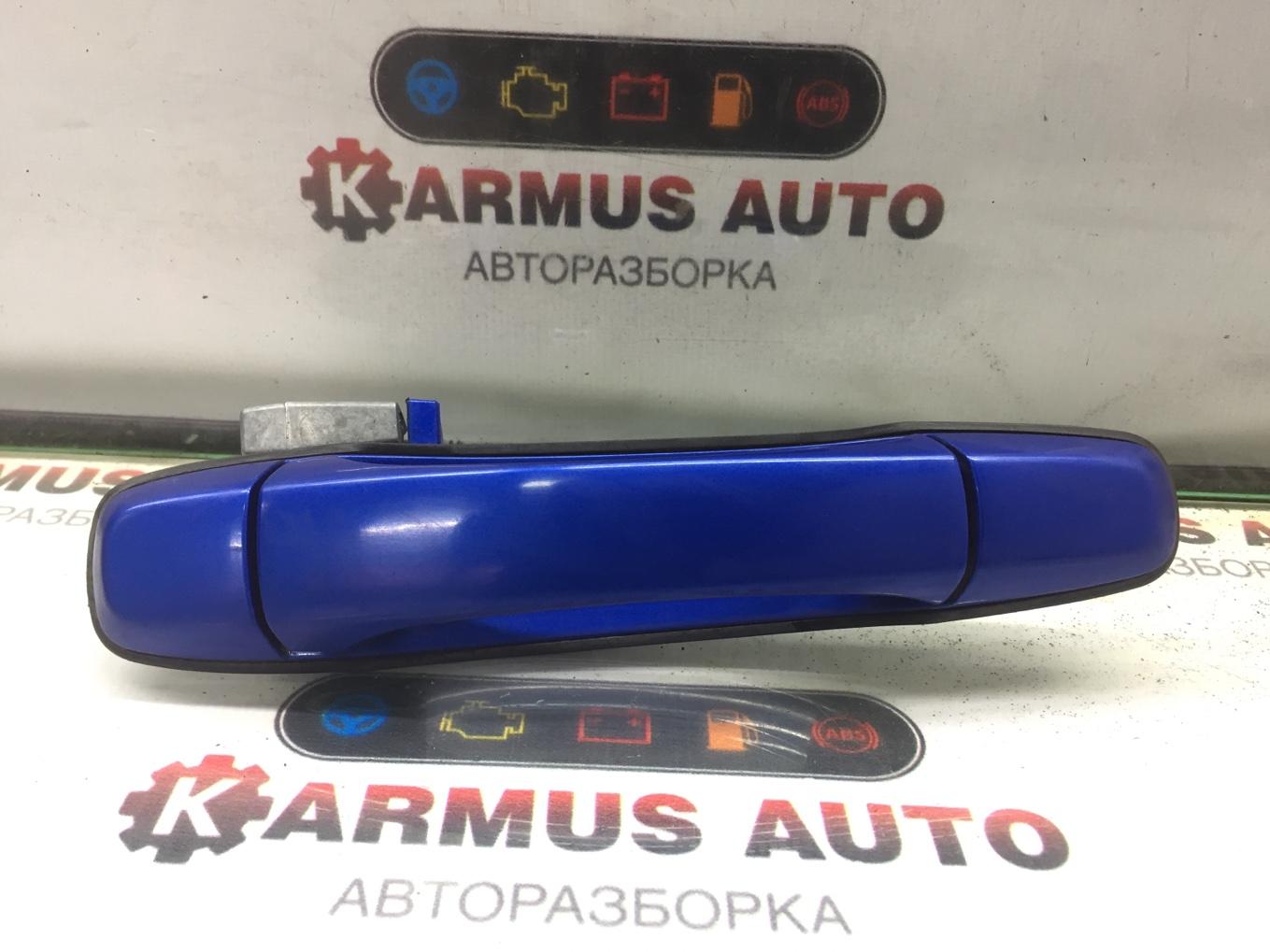 Ручка двери наружная Subaru Forester SF5 EJ202 передняя правая