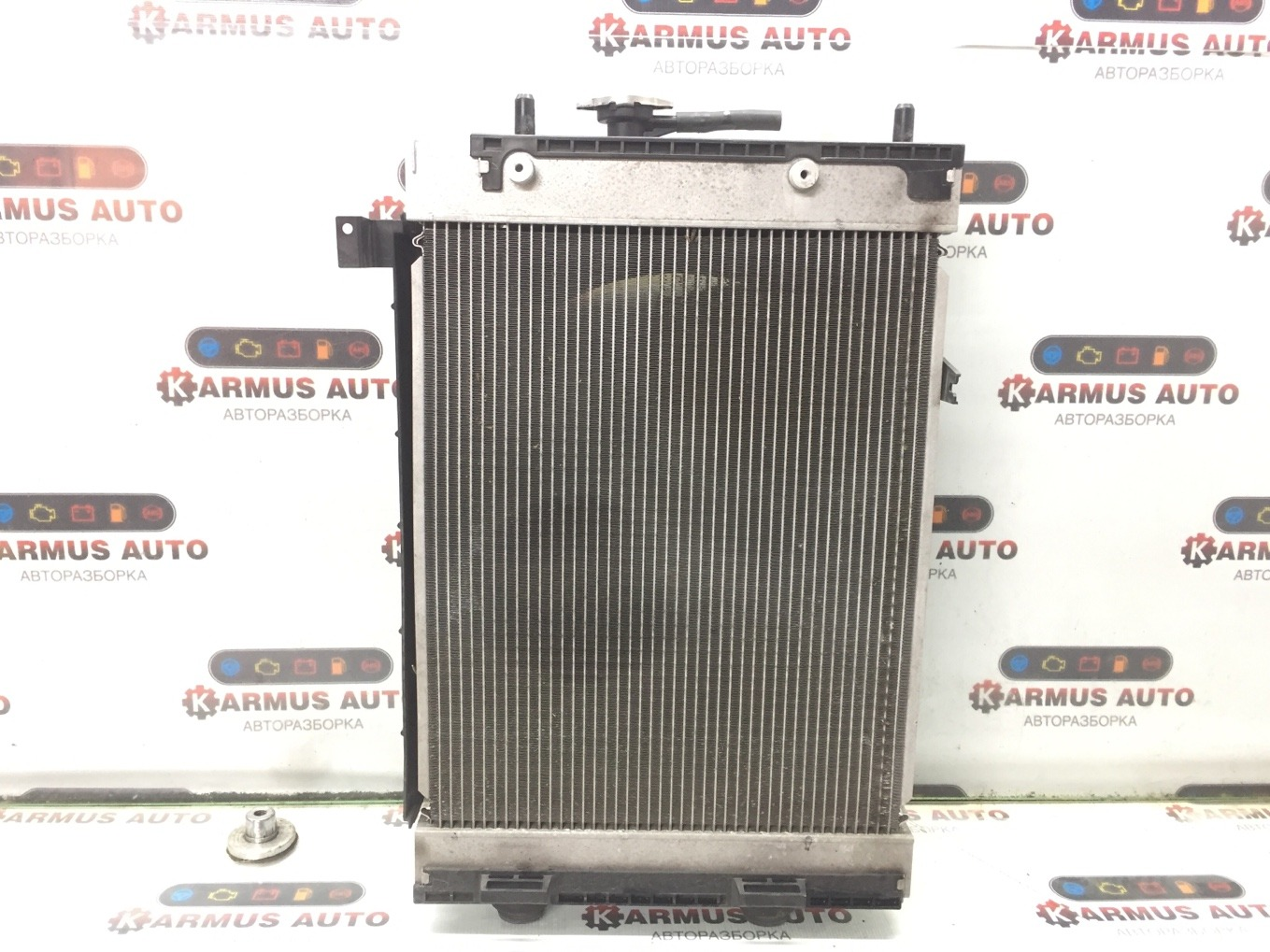 Радиатор основной Daihatsu Move LA100S KFVE