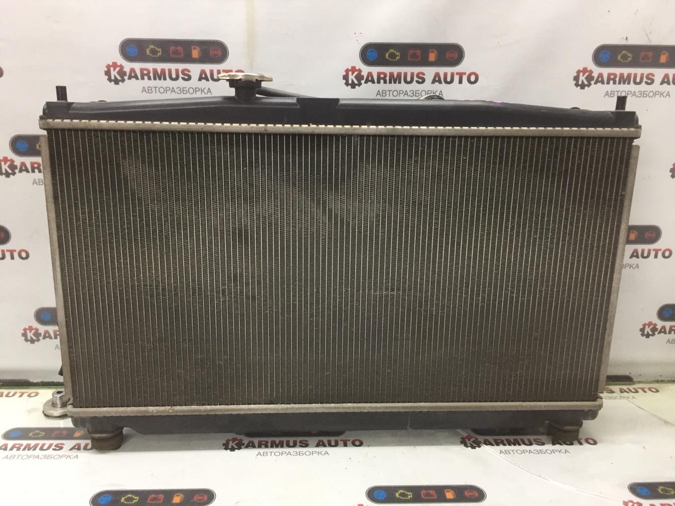 Радиатор основной Honda Insight ZE2 LDA