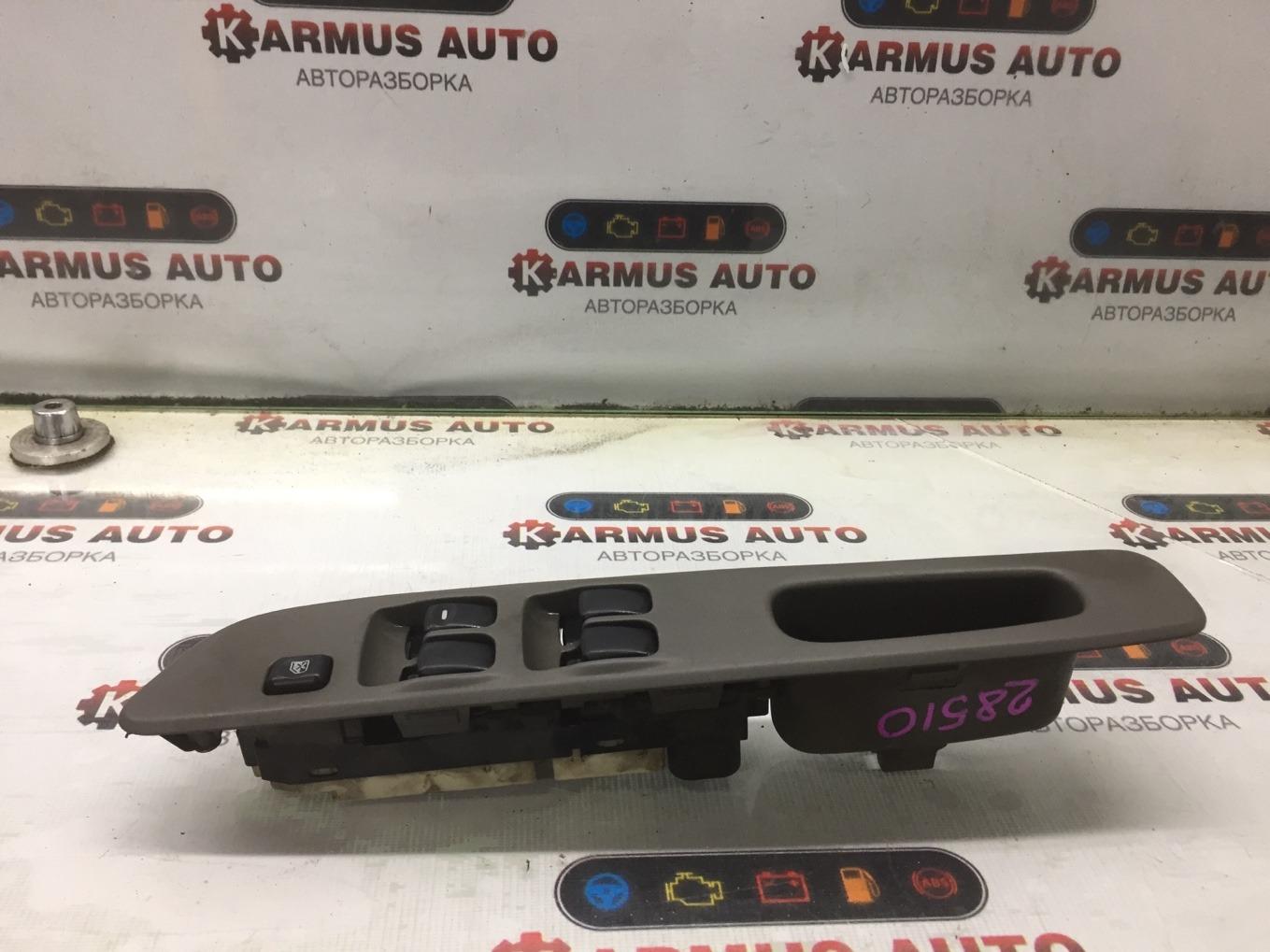 Блок управления стеклоподъемником Mitsubishi Chariot Grandis N94W 4G64 1997 передний правый