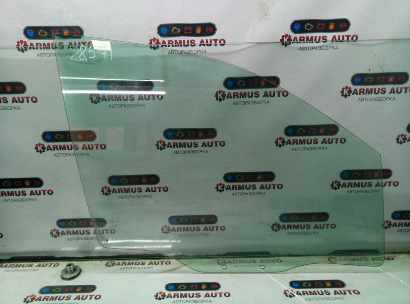 Стекло боковое Mitsubishi Chariot Grandis N94W 4G64 1997 переднее правое