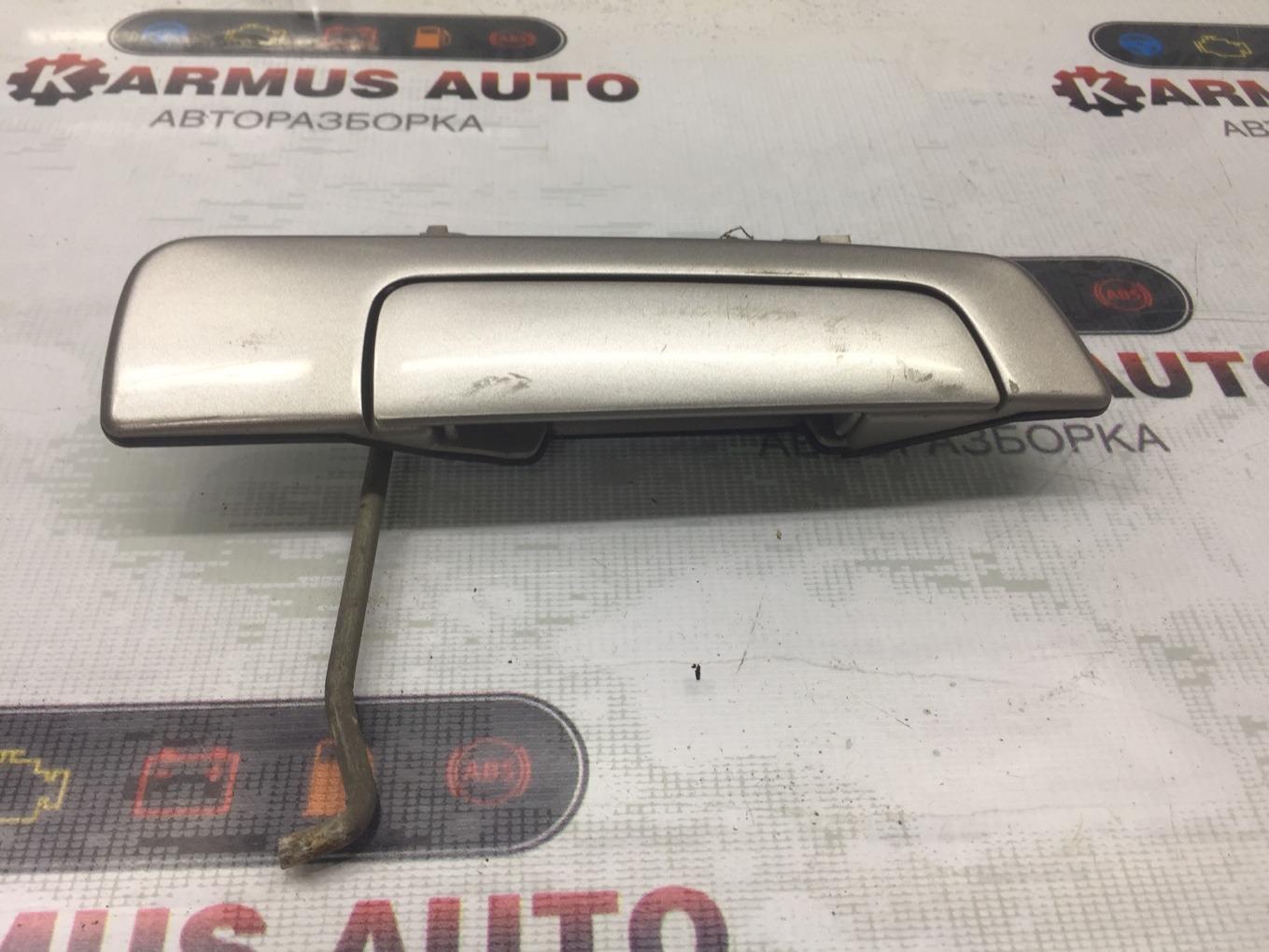 Ручка двери наружная Mitsubishi Chariot Grandis N94W 4G64 1997 задняя правая