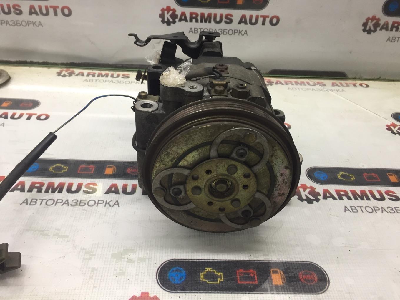 Компрессор кондиционера Nissan Laurel HC35 RB20DE