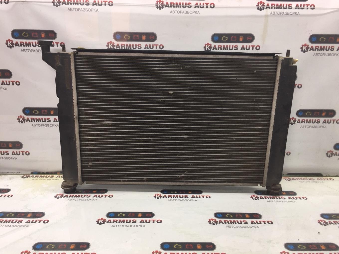 Радиатор основной Toyota Caldina AZT241 1AZFSE