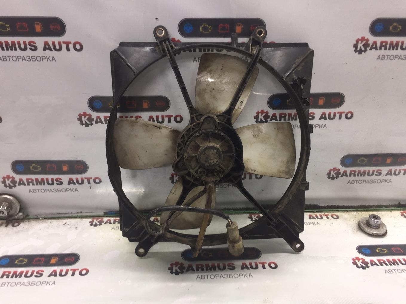 Диффузор радиатора Toyota Corolla AE91 5AF 1988