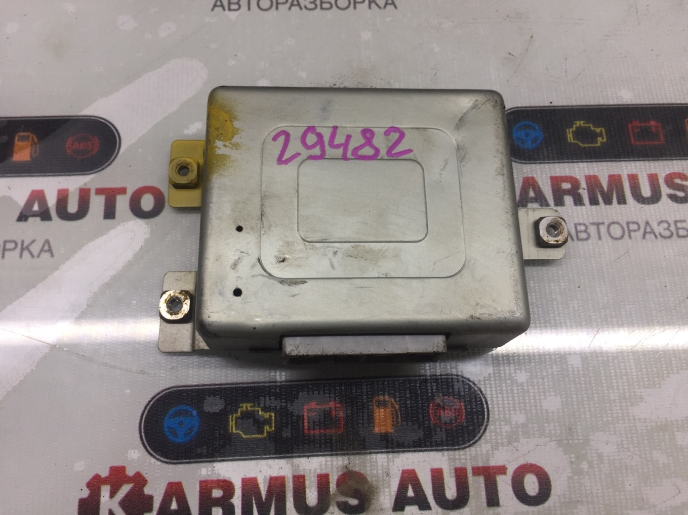 Блок управления акпп Nissan Cube ANZ10 CGA3DE