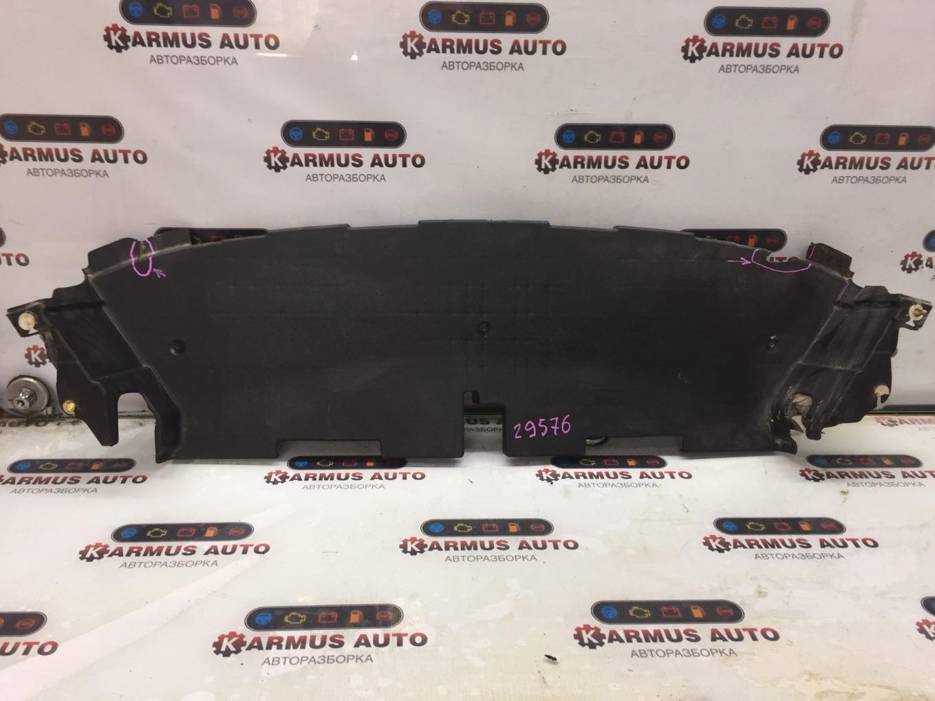 Защита бампера Lexus Gs450H