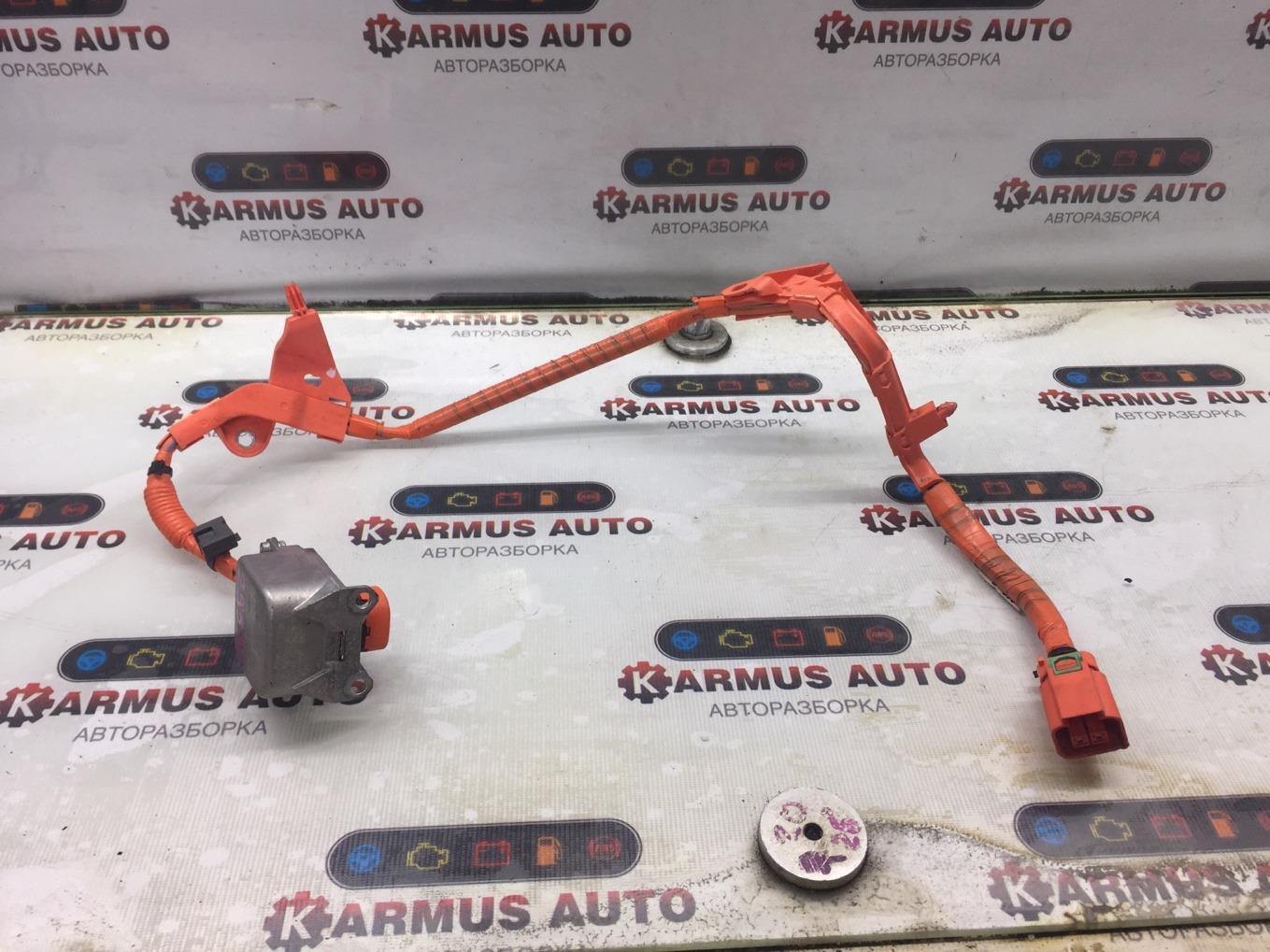 Проводка акпп Toyota Prius ZVW50 2ZRFXE