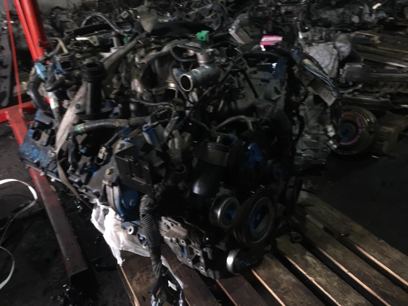 Двигатель Nissan Cima GF50 VK45DD
