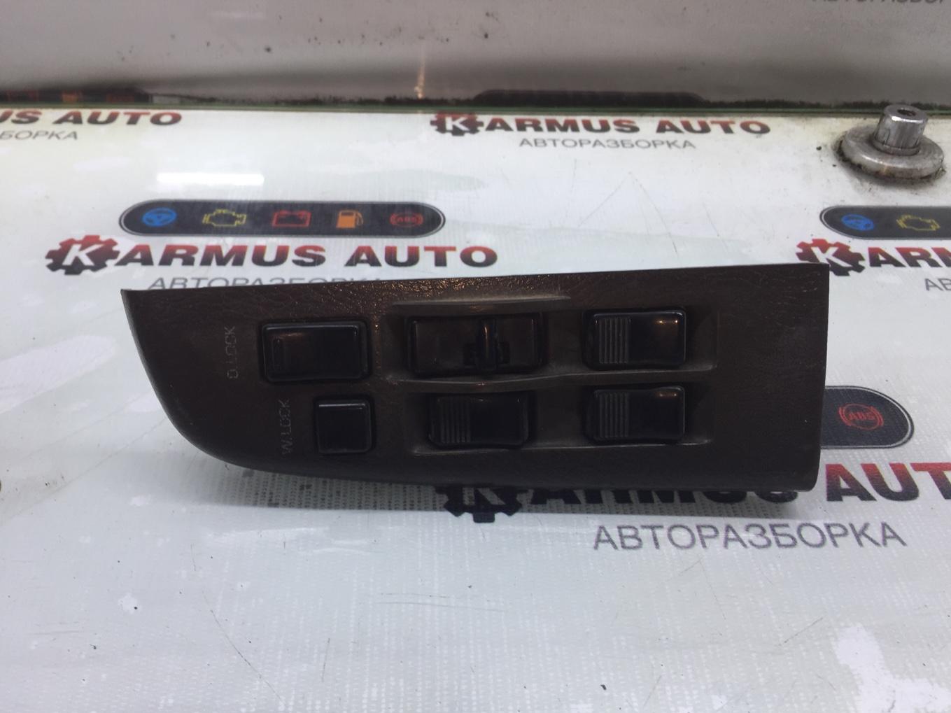 Блок управления стеклоподъемником Toyota Corona AT170 5AFE 1990 передний правый