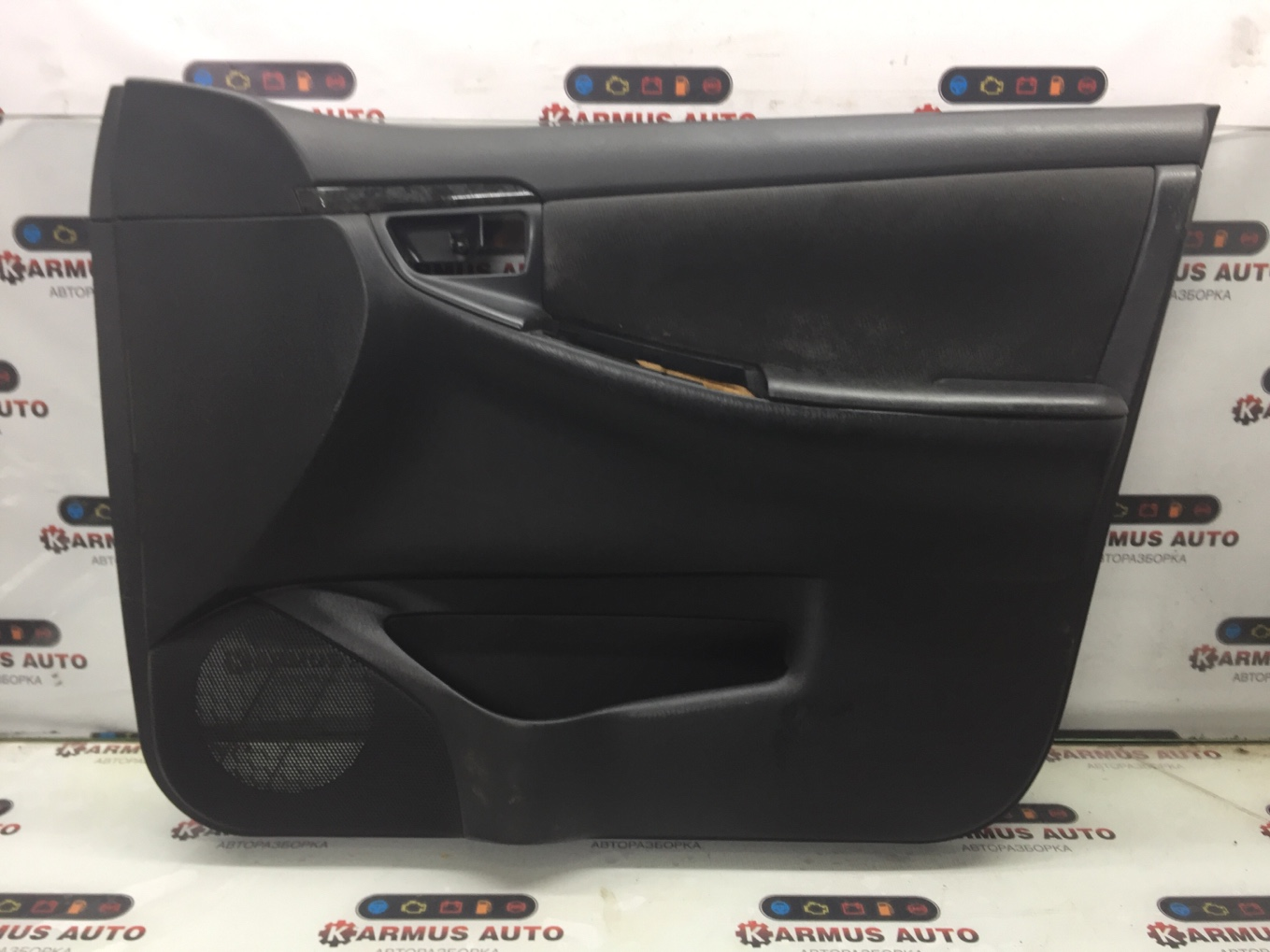 Обшивка двери Toyota Corolla Fielder NZE121 1NZFE передняя правая