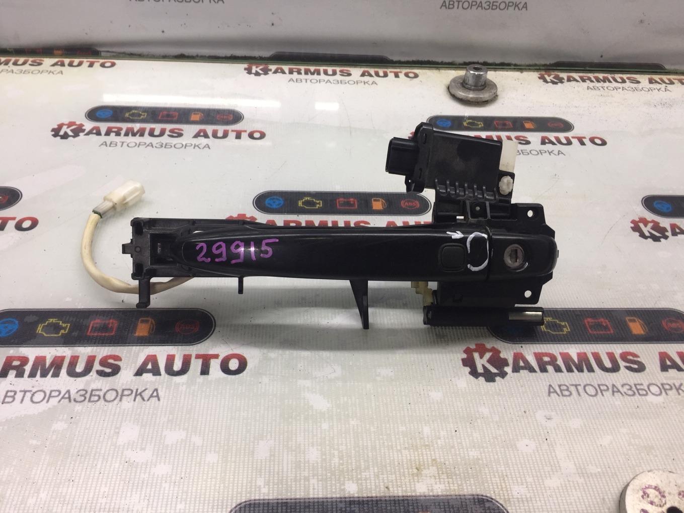 Ручка двери наружная Lexus Gs450H GWS191 2GRFSE передняя правая