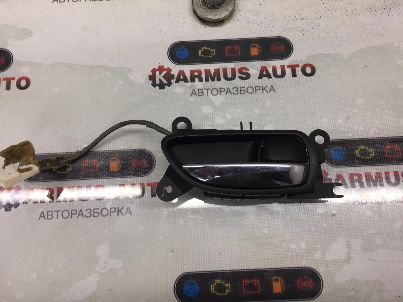 Ручка двери внутренняя Lexus Gs450H GWS191 2GRFSE 2007 задняя правая