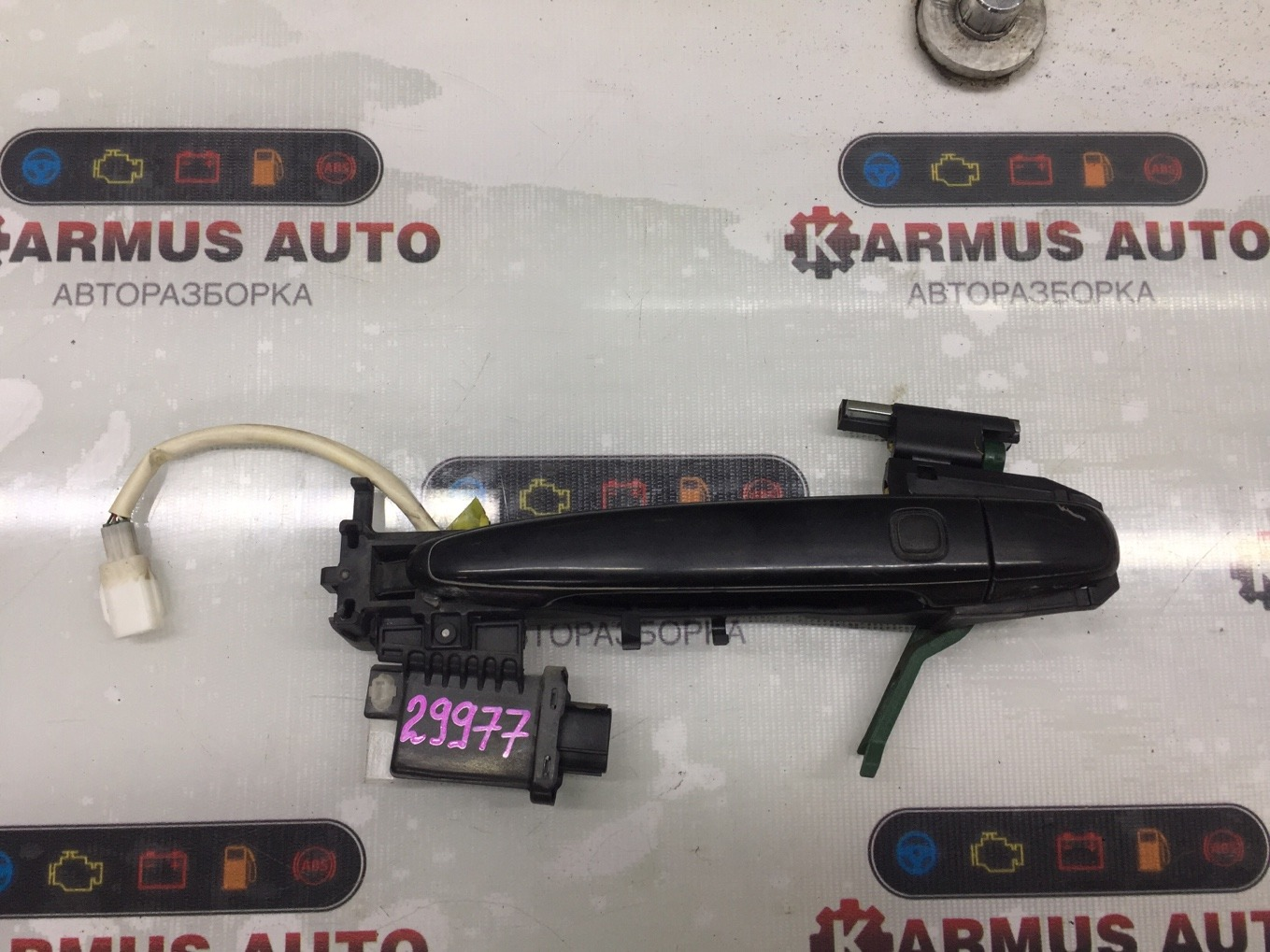 Ручка двери наружная Lexus Gs450H GWS191 2GRFSE задняя левая