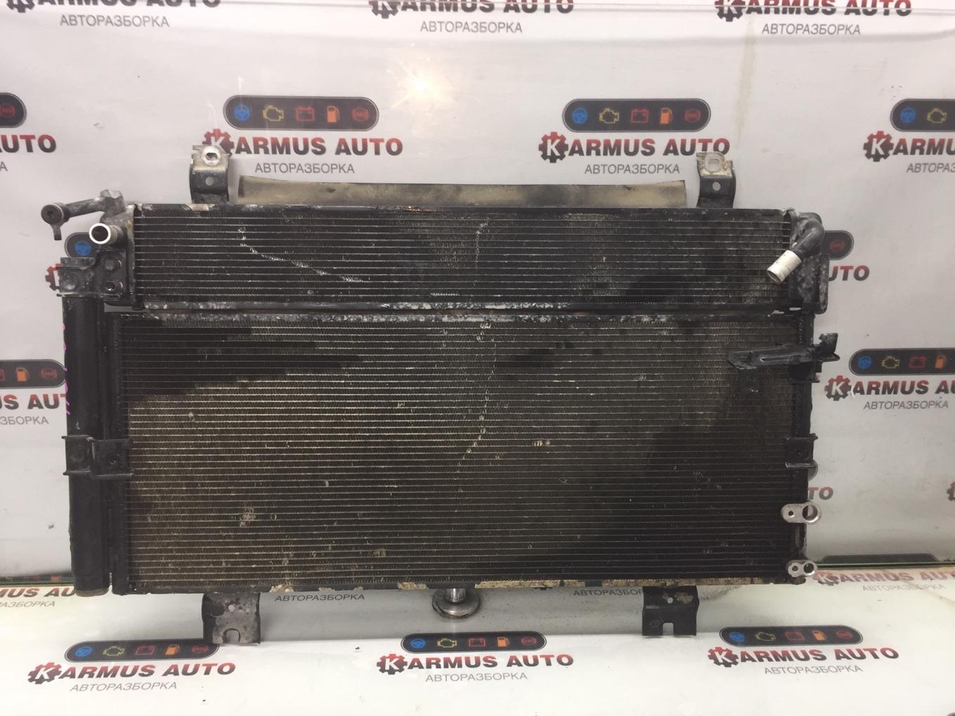 Радиатор кондиционера Lexus Gs450H GWS191 2GRFSE 2007