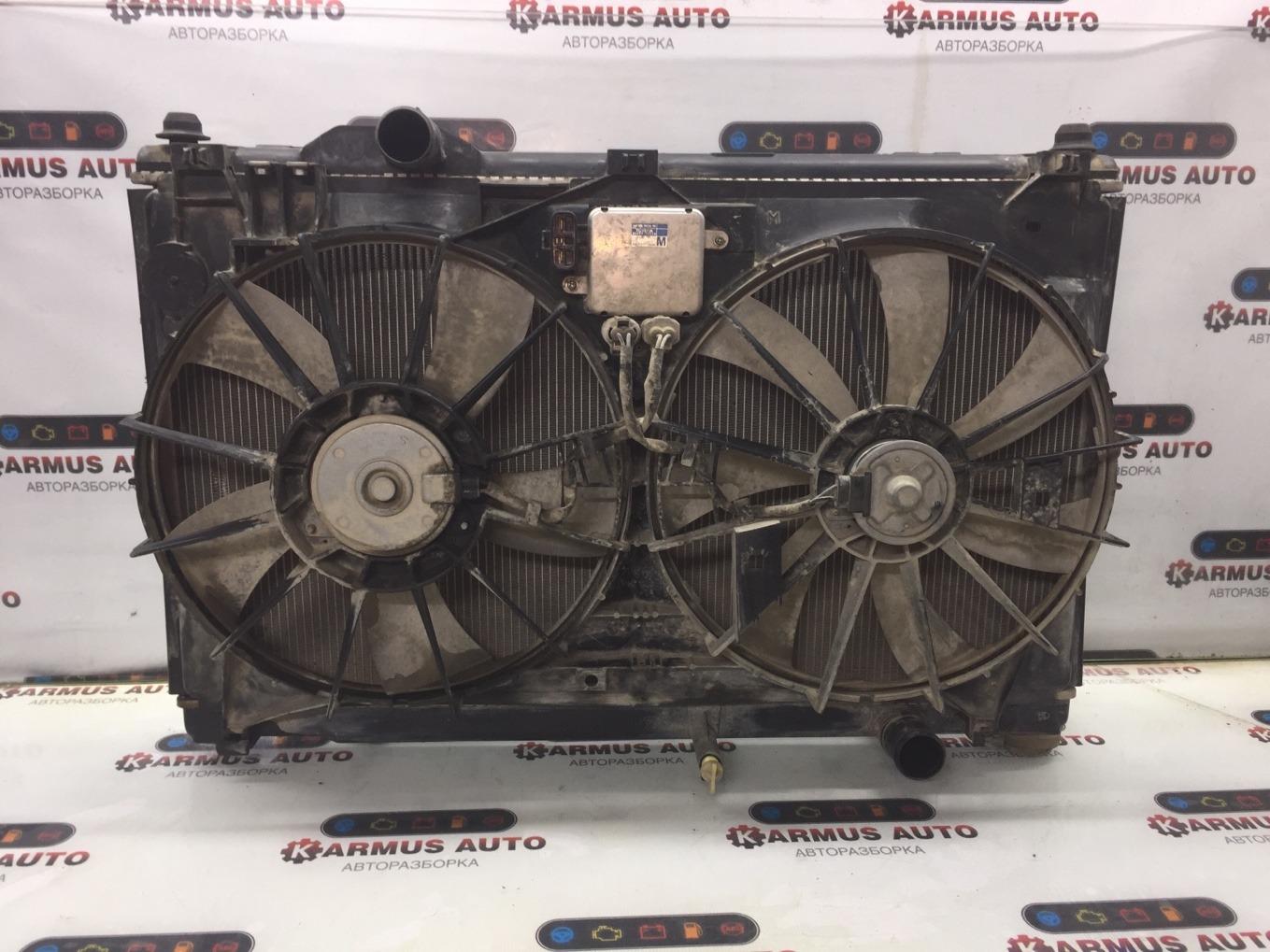 Радиатор основной Lexus Gs450H GWS191 2GRFSE