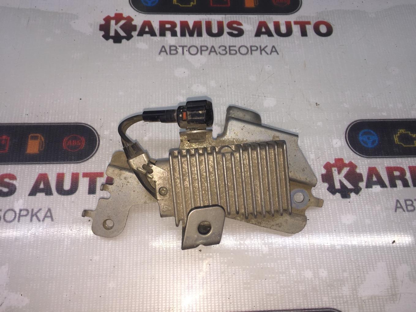 Блок управления топливным насосом Lexus Gs450H GWS191 2GRFSE 2007