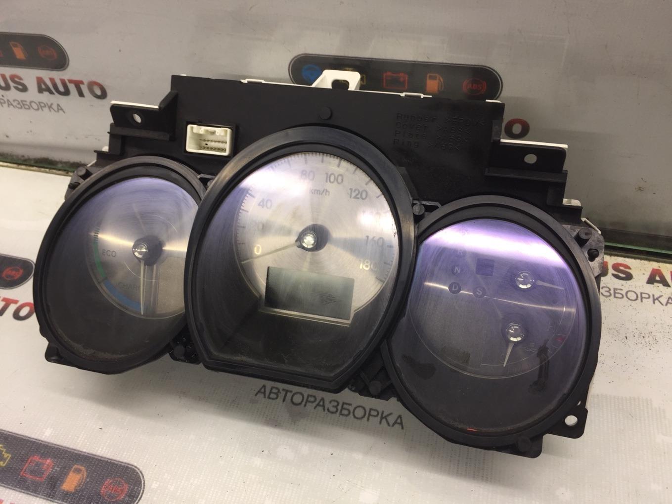 Панель приборов Lexus Gs450H GWS191 2GRFSE 2007