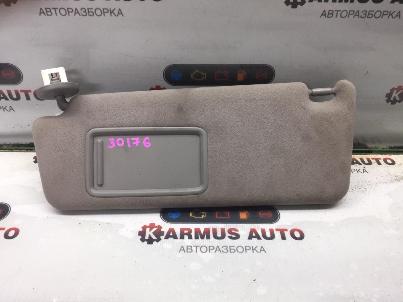 Козырек солнцезащитный Lexus Gs450H GWS191 2GRFSE 2007 левый