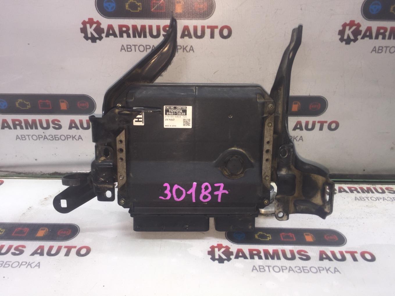 Блок управления двигателем Lexus Gs450H GWS191 2GRFSE