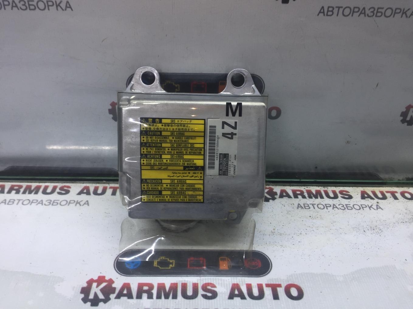 Блок управления airbag Lexus Gs450H GWS191 2GRFSE 2007