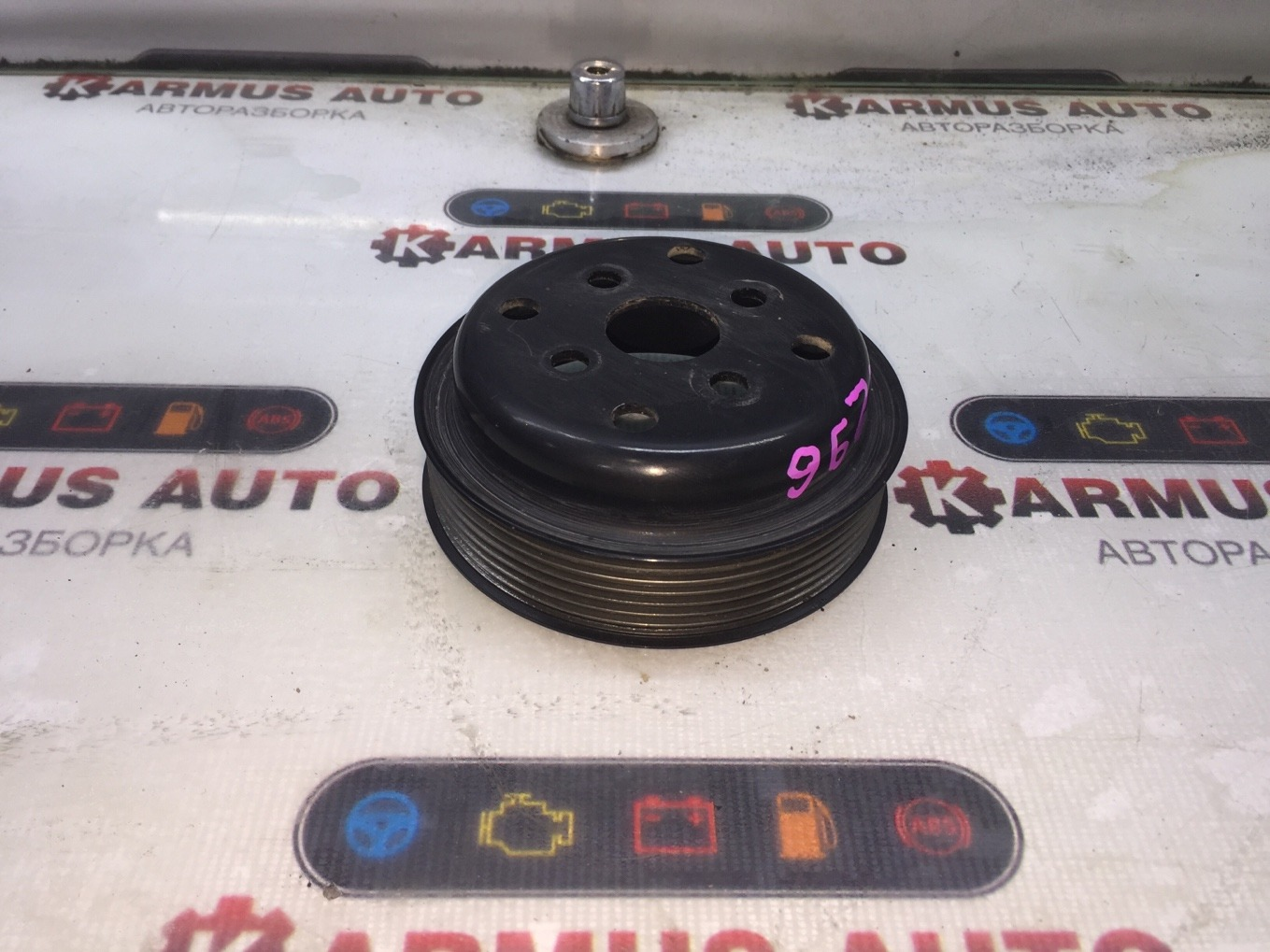 Шкив помпы Lexus Gs450H GWS191 2GRFSE 2007