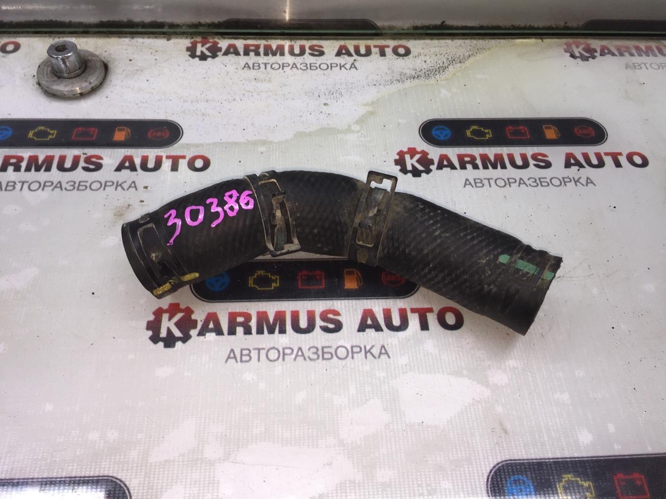 Патрубок радиатора Lexus Gs450H GWS191 2GRFSE 2007 верхний