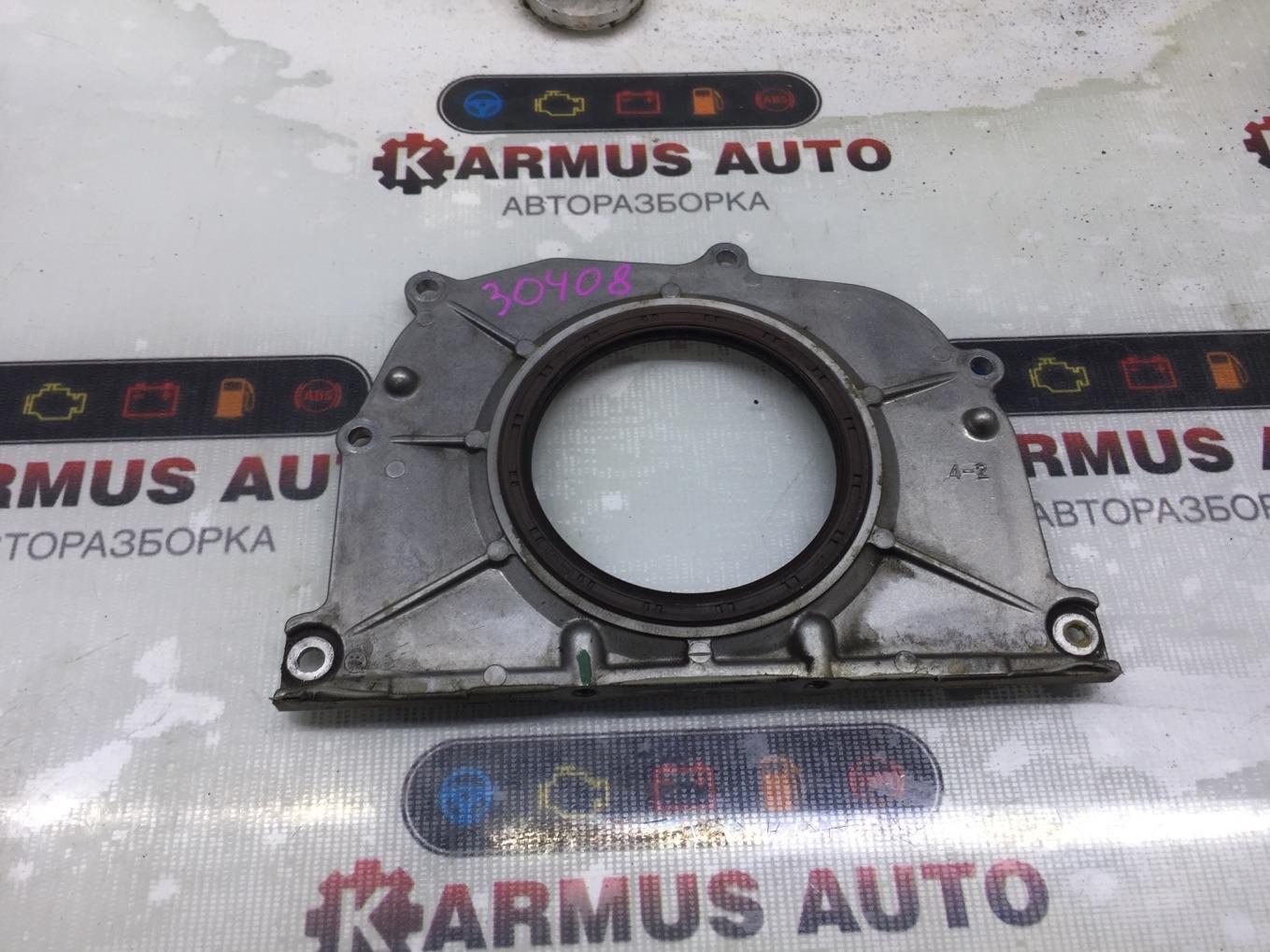 Крышка коленвала Lexus Gs450H GWS191 2GRFSE 2007 задняя
